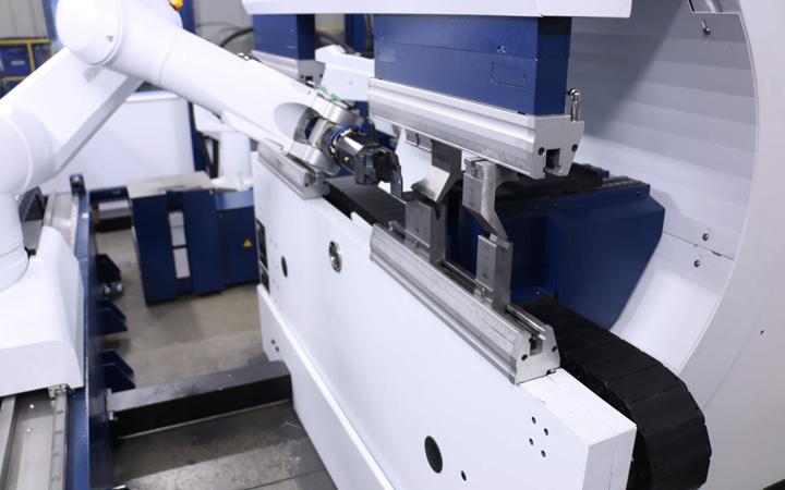 Kooima Company | Flat Bending
