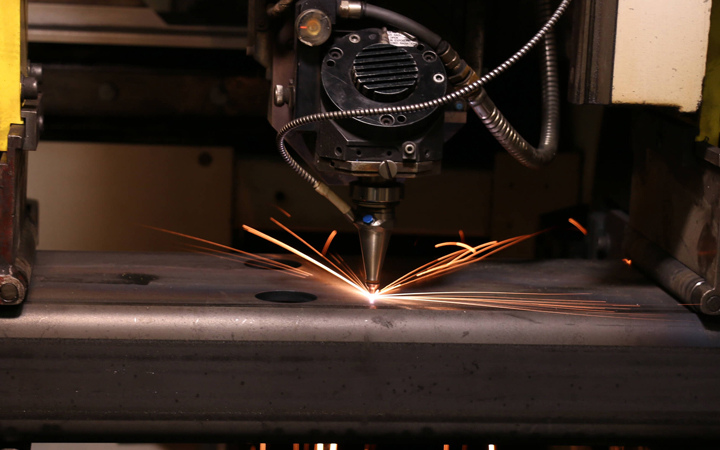 Kooima Company | Tube Laser Cutting