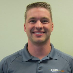 Kooima Company | Sales Territories - Aaron Floen