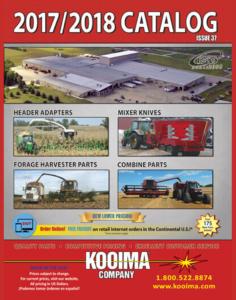 Kooima Company | 2017-2018 Catalog