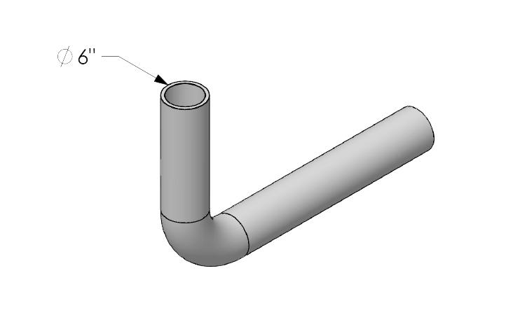 Kooima Company | Round Tube Bending Max Work Envelope