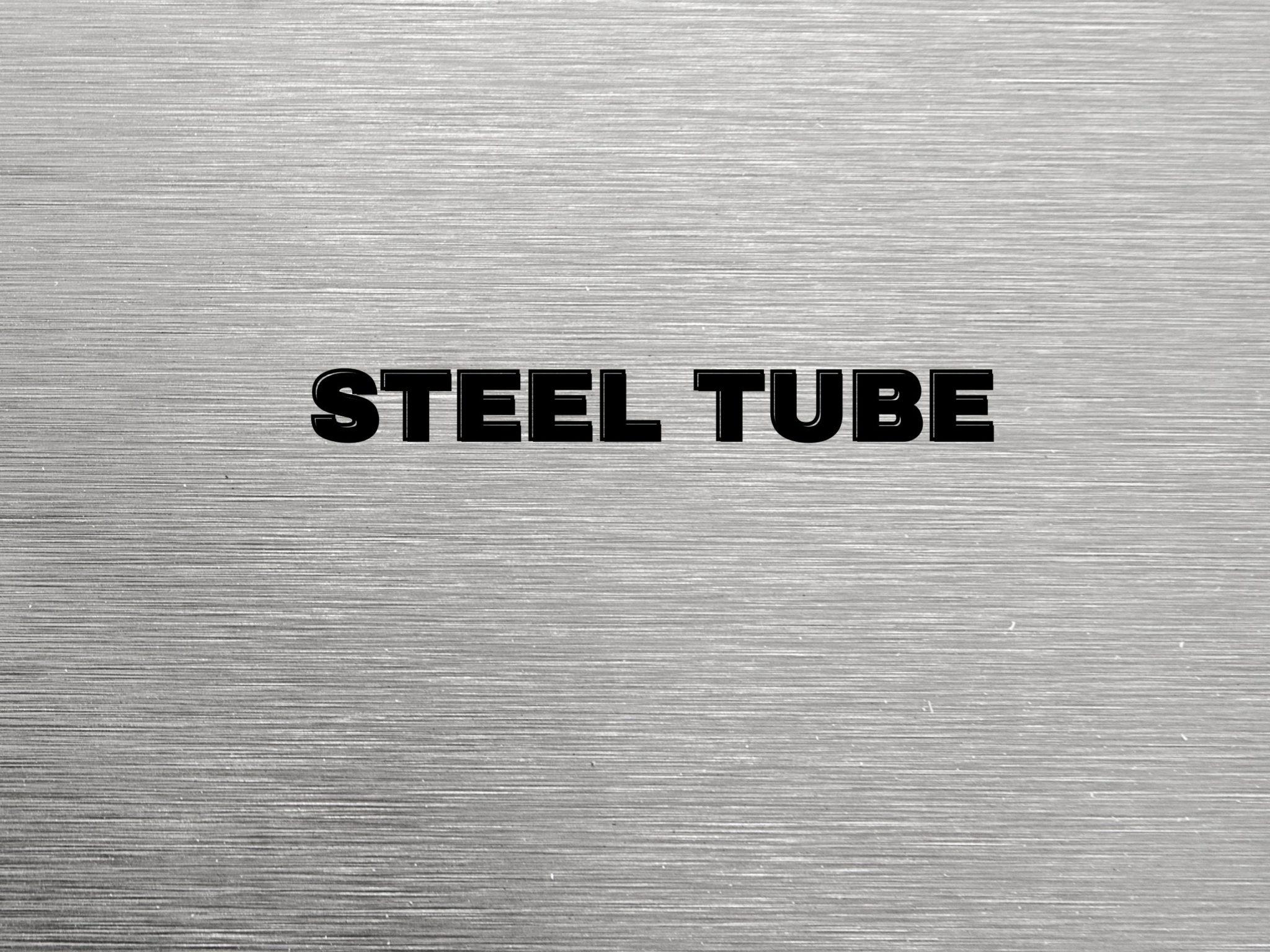 Square Steel Tube 1 x 1 x 3/16 x 64-68 Long - Kooima